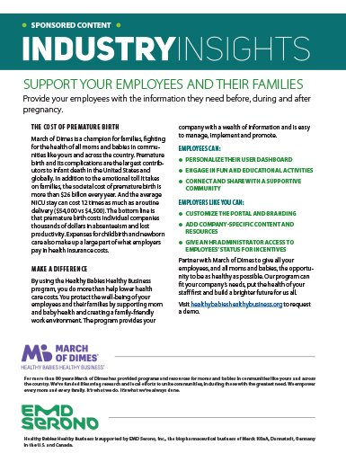 Support Your Employees and Their Families
