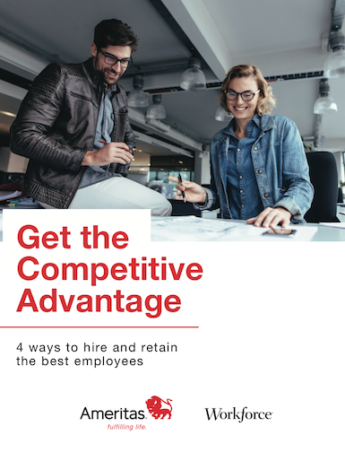 Get the Competitive Advantage - 4 Ways to Hire and Retain the Best Employees_385x514