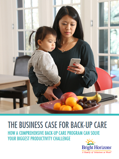 The Business Case for Back-Up Care 385x514