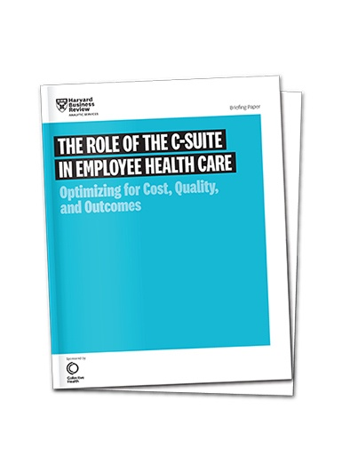 The Role of the C-Suite in Employee Health Care_385x514