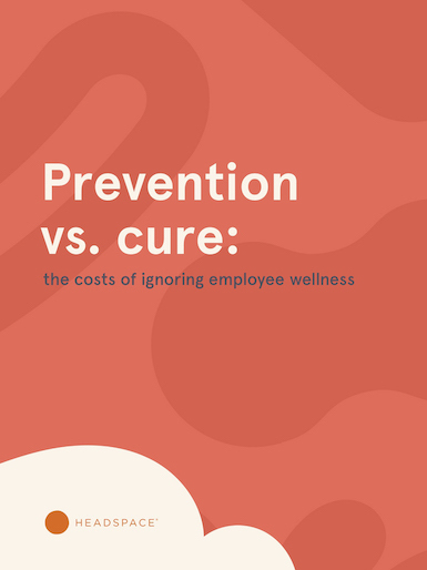 Prevention vs. Cure - The Costs of Ignoring Employee Wellness_385x514