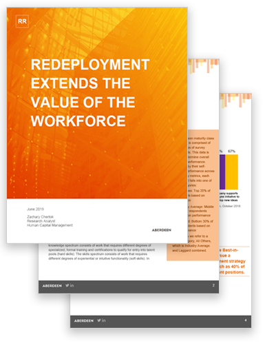 Aberdeen Research — Redeployment Extends the Value of the Workforce_385x514